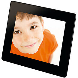 John Lewis Slim Multimedia Digital Photo Frame, 7 Inch
