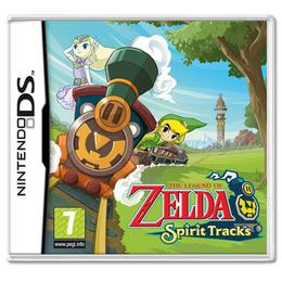 The Legend of Zelda: Spirit Tracks (DS) Reviews