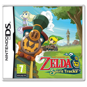 Photo of The Legend Of Zelda: Spirit Tracks (DS) Video Game