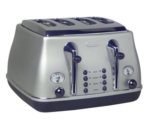 DeLonghi Icona CTO4003 4 Slice Toaster Reviews