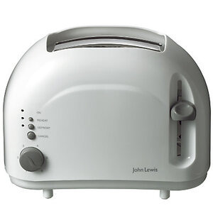Photo of John Lewis Value VE35 Toaster