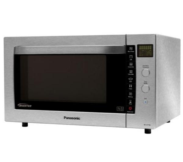 Panasonic Nn Cf778sbpq Reviews