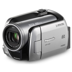 Photo of Panasonic SDR-H250 Camcorder