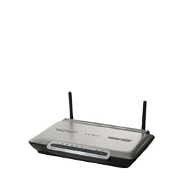 Belkin ADSL2+ Modem with Wireless G+ MIMO Router - Wireless router + 4-port switch - DSL - EN, Fast EN, 802.11b, 802.11g Reviews