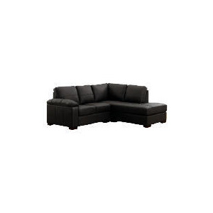 Photo of Ashmore Right Hand Facing Corner Unit, Black Furniture