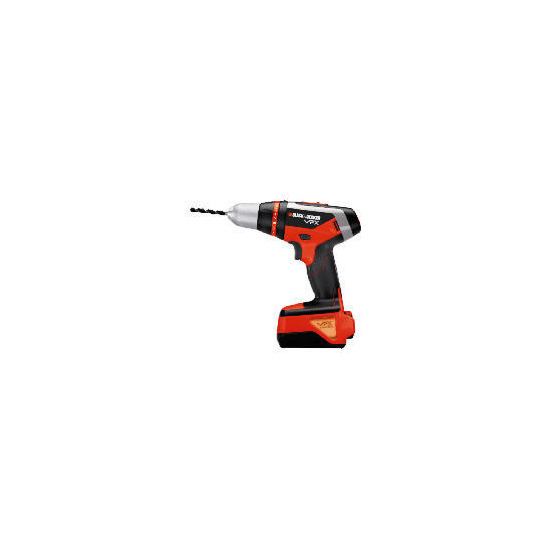 Black & Decker 14.4v Lithium Ion Drill Driver