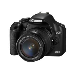 Photo of Canon EOS 500D (Body Only) Digital Camera