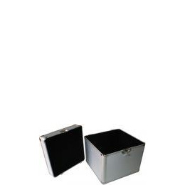 Silver Euro Style Album Case Which Holds 100 Records Reviews