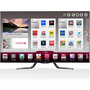 Photo of LG 55LA790W Television