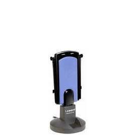 Linksys Wireless-N USB Network Adapter WUSB300N - Network adapter - Hi-Speed USB - 802.11b, 802.11g, 802.11n (draft) Reviews