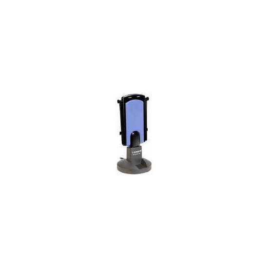 Linksys Wireless-N USB Network Adapter WUSB300N - Network adapter - Hi-Speed USB - 802.11b, 802.11g, 802.11n (draft)