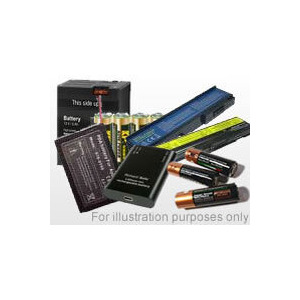 Photo of PSA Main Battery Pack - Laptop Battery - 1 X Lithium Ion 8800 MAh Battery