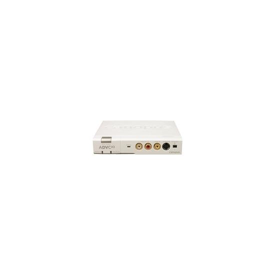 Canopus ADVC 110 - Video input adapter - IEEE 1394 (FireWire) - NTSC, SECAM, PAL