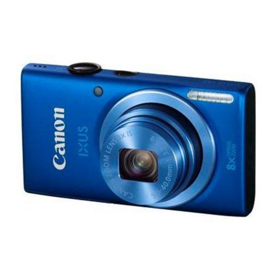 Canon IXUS 135 Advanced Compact Digital Camera - Blue