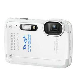 Olympus TG630 Waterproof Advanced Compact Digital Camera - Red Reviews