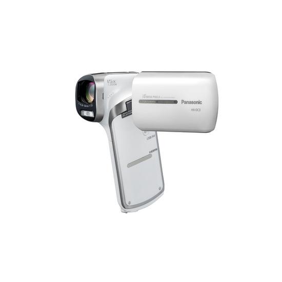 Panasonic HX-DC3EB-W Pocket Camcorder - White