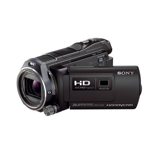 SONY HDR-PJ650VEDI Full HD Camcorder