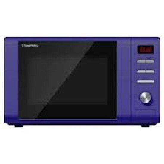 Russel Hobbs RHM2064P Solo Microwave - Purple