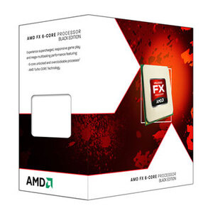 Photo of AMD FX-6350 CPU