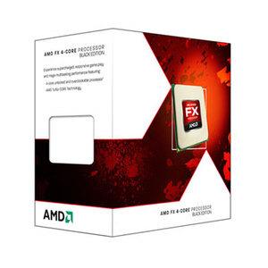 Photo of AMD FX-4350 CPU