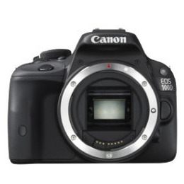 Canon EOS 100D Digital SLR Camera Black Reviews