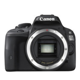 Canon EOS 100D Digital SLR Camera Black Reviews