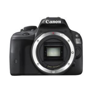 Photo of Canon EOS 100D Digital SLR Camera Black Digital Camera