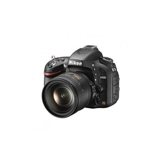 Nikon D600 with AF-S 24-85mm VR Lens Kit
