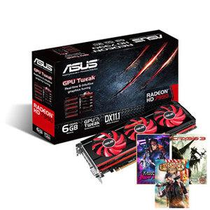 Photo of Asus HD 7990 AMD Radeon 6GB Graphics Card