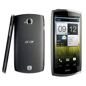 Photo of Acer CloudMobile S500 HM.H9WEK.001 Mobile Phone