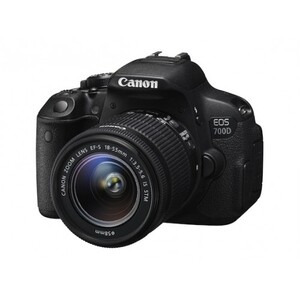 Photo of Canon EOS 700D Body With 18-55MM IS STM and 55-250MM IS II Twin Lens Kit Digital Camera