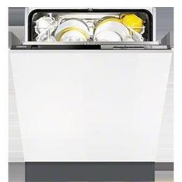 Zanussi ZDM17301SA Silver Freestanding compact dishwasher Reviews