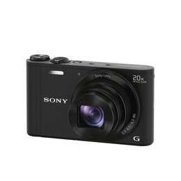 SONY DSCWX300B Superzoom Compact Digital Camera - Black Reviews