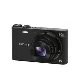 SONY DSCWX300B Superzoom Compact Digital Camera - Black Reviews
