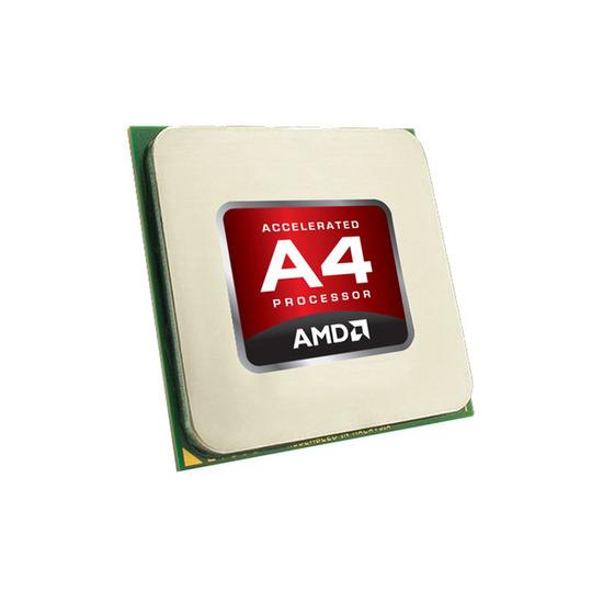 AMD A4 5300K FM2 processor