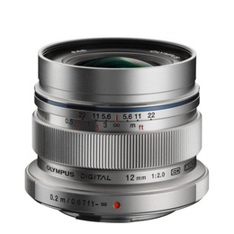 Olympus M.Zuiko Digital ED 12mm f/2.0 Lens Reviews