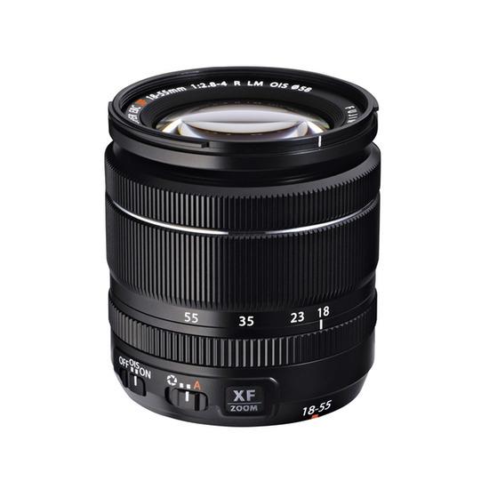 Fujifilm XF 18-55 mm f/2.8-4 IS Telephoto Zoom