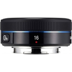 Photo of Samsung 16MM F2.4 IFunction Pancake Lens For NX Lens