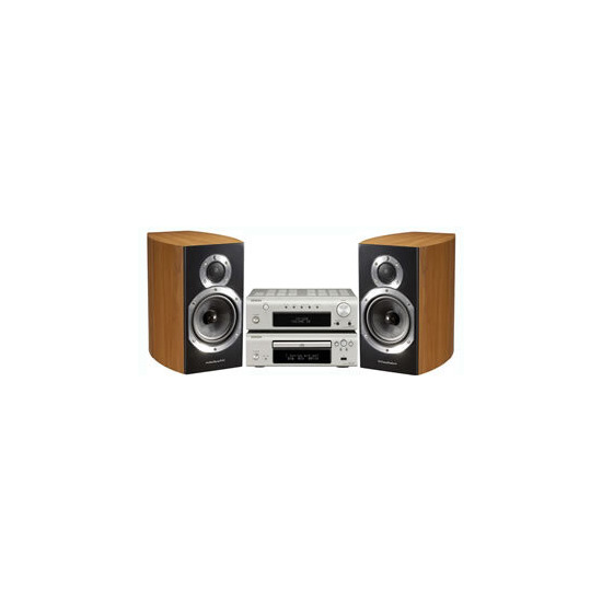 Denon DF107 with Wharfedale Diamond 10.1 speakers