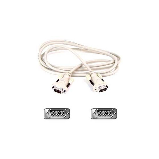 Belkin Pro Series VGA Monitor Signal Replacement Cable