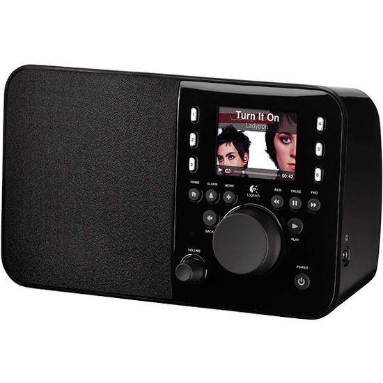 Logitech Squeezebox Radio
