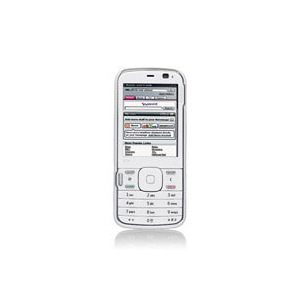 Photo of Nokia N79 White Reconditioned Mobile Phone
