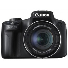 Canon PowerShot SX50 HS Digital camera Reviews