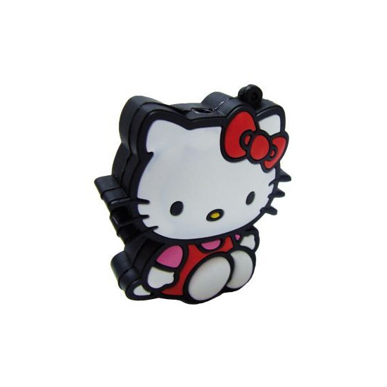 Hello Kitty MP3 Silhouette