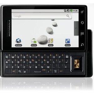 Photo of Motorola Milestone Mobile Phone