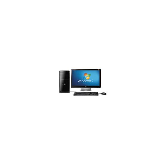 HP P6205UKM with 20 inch monitor