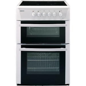 Photo of Beko DVC663W Cooker