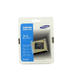 Samsung 2GB SD Memory Card Reviews