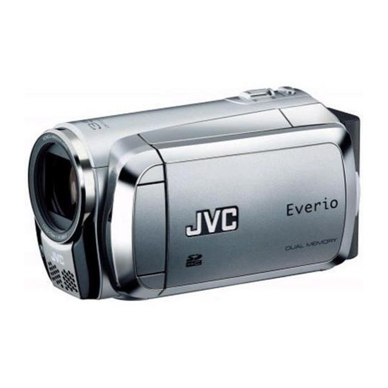 JVC Everio GZ-MS95