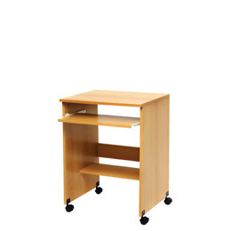 PC Line Wood Effect Trolley Desk Reviews